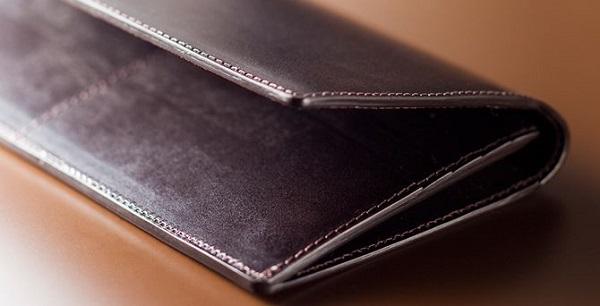 こちらの長財布内装も雰囲気抜群です