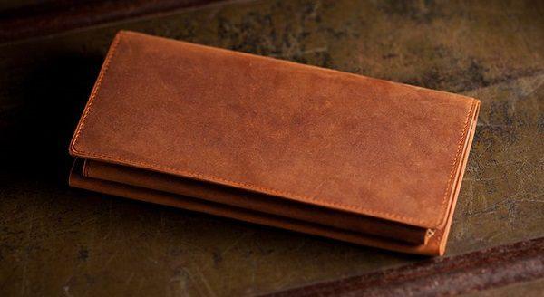 大容量且つ使い易いメンズ革財布