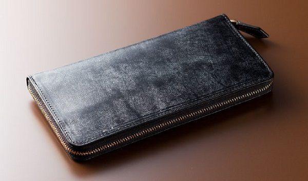 ジョージブライドル・ロイヤルウォレットおすすめの革財布です