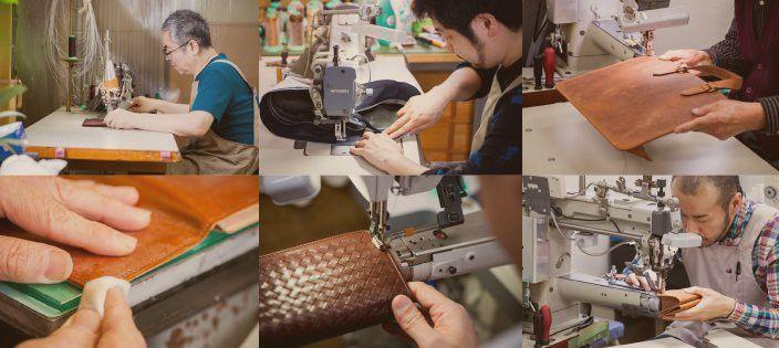 作りの良い頑丈で丈夫な日本製の財布を選ぶ