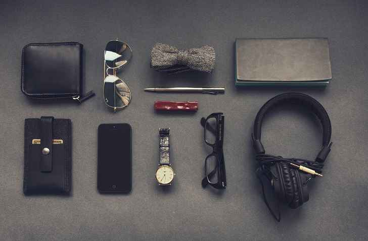 GANZOの財布と小物